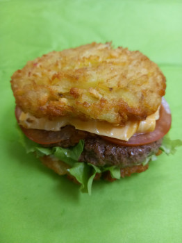 Le râpé Burger