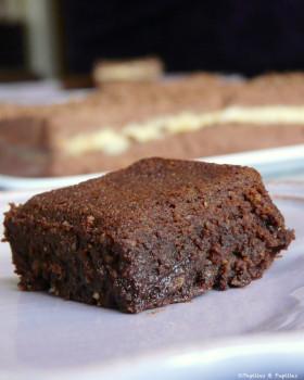 Brownie emballé individuel