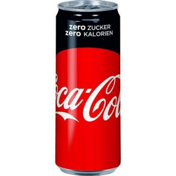 Coca zéro 33 cl