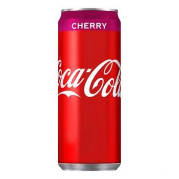 Coca cherry 33 cl