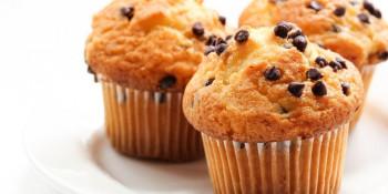 Muffin pépites chocolat emballé individuel