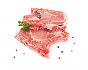 Côte de porc première Label rouge