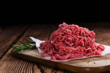 Viande hachée Label Rouge